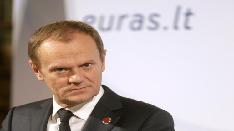 توسك: الاتحاد الأوروبي غير جاهز لتشديد العقوبات ضد روسيا