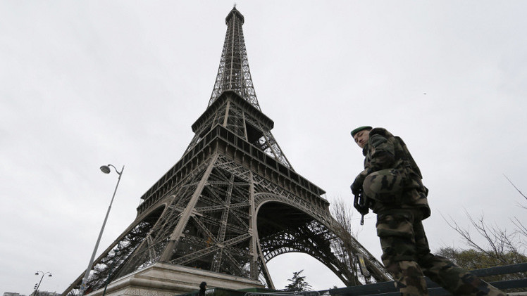 اعتقال 4 أشخاص على خلفية هجمات باريس