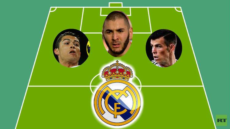 ريال مدريد مكسور الجناح مع إصرار أنشيلوتي على خطة 4-3-3