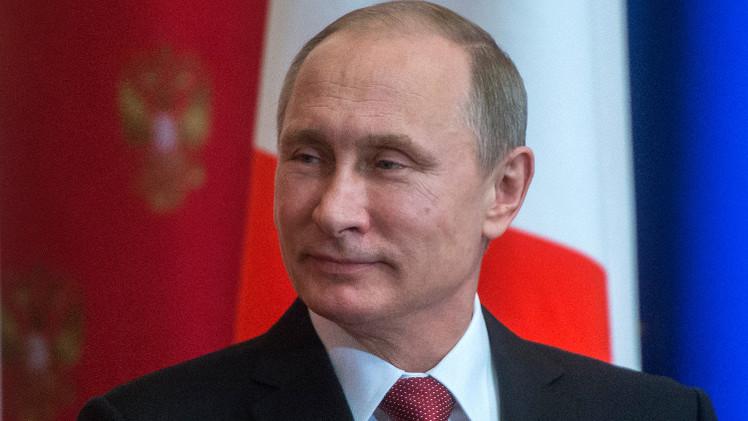 بوتين: منعنا تطور الأحداث في القرم وفق سيناريو دونباس