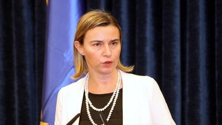 موغيريني تدعو الفرقاء الليبيين لتقديم تنازلات للتوصل إلى اتفاق