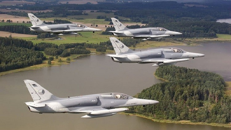 التشيك تبيع مقاتلات  من طراز