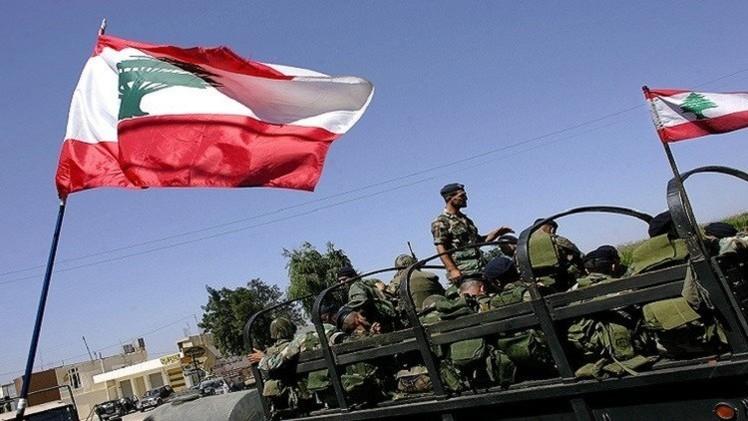 تعرض دورية للجيش اللبناني لإطلاق نار من الجانب الإسرائيلي على الحدود