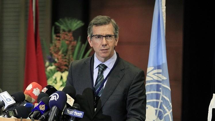 ليون: على الليبيين الاختيار بين الاتفاق والخراب