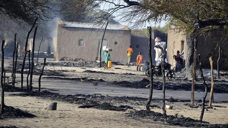 عشرات القتلى في تفجير انتحاري شمال شرق نيجيريا