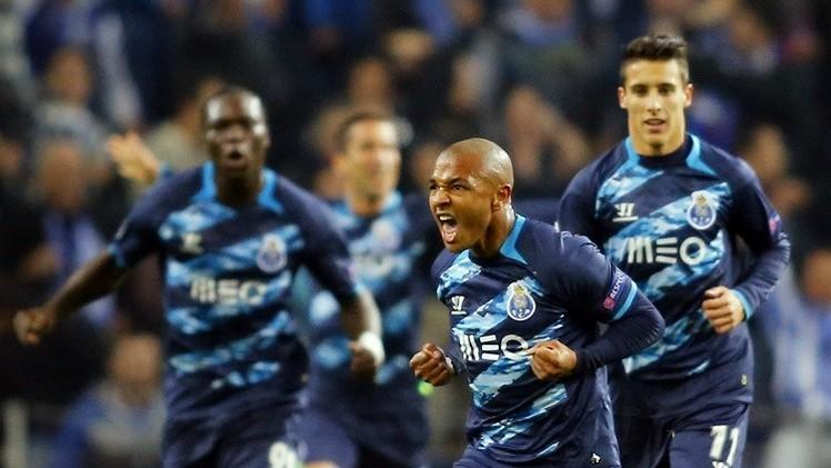 الجزائري براهيمي يقود بورتو إلى ربع نهائي دوري الأبطال