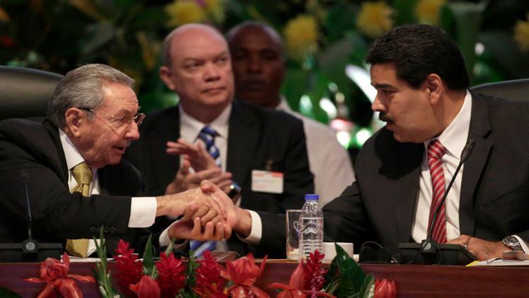 كوبا تعلن دعمها لفنزويلا ومادورو يطلب صلاحيات إضافية