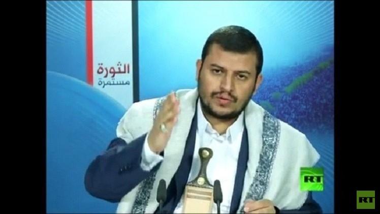 الحوثي يتهم دولا خليجية بدعم