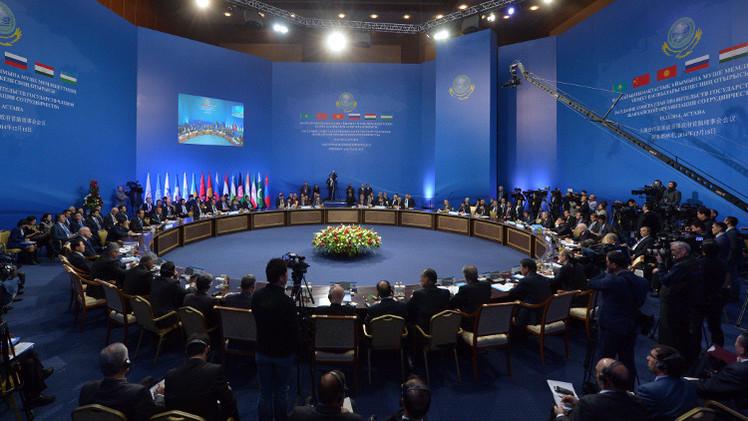 موسكو: نسعى إلى توسيع منظمة شنغهاي
