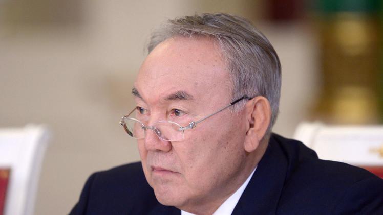 نزاربايف يوافق على ترشيحه لانتخابات الرئاسة المبكرة في كازاخستان