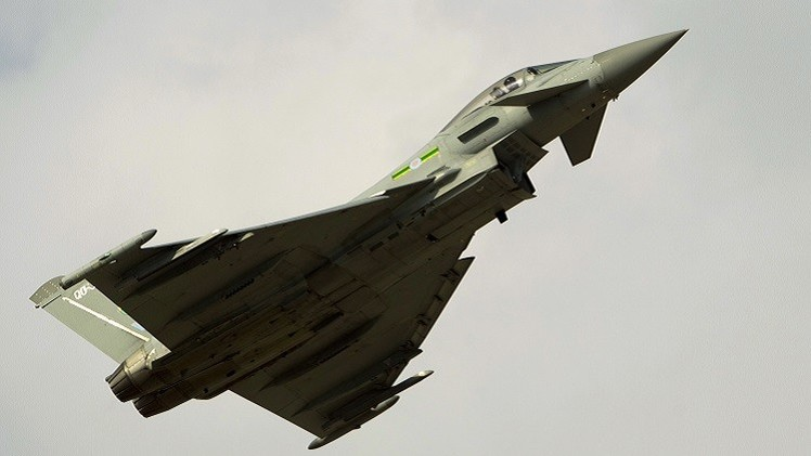 مقاتلات الناتو تتتبع طائرة