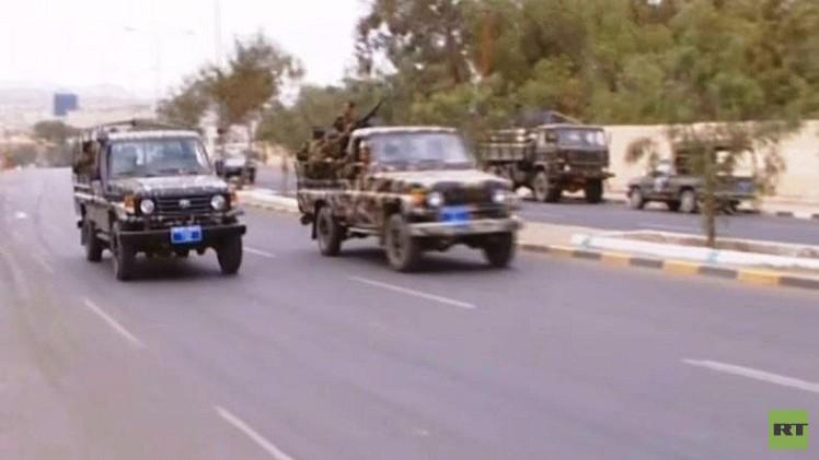 الرئيس اليمني يلتقي وزير الدفاع في عدن
