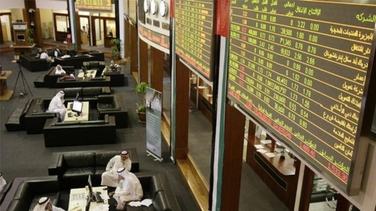 معظم الأسواق الخليجية تتراجع بعد تقلبات في أسعار النفط