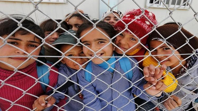 14 مليون طفل يعانون في الشرق الأوسط والعام الماضي هو الأسوأ بسوريا