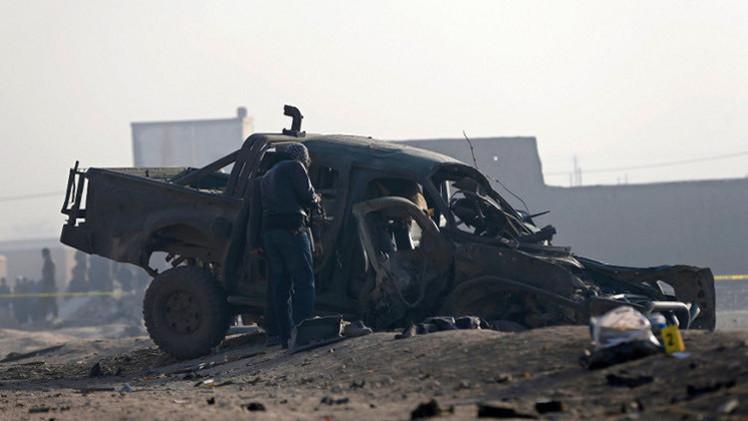 مقتل 8 عناصر شرطة أفغان في هجوم على دوريتهم في ولاية تخار شمال البلاد