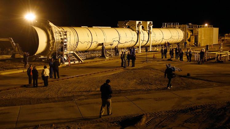 الولايات المتحدة.. نجاح اختبار معجل صاروخي ذي قدرة فائقة (فيديو)