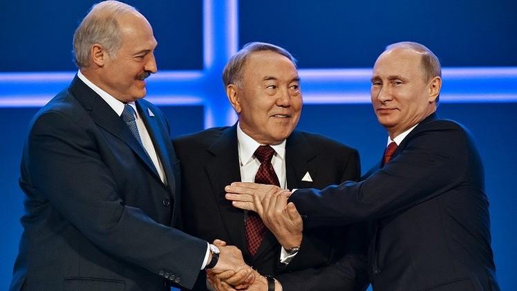 موسكو: لقاء رؤساء روسيا وبيلاروس وكازاخستان قد يعقد الأسبوع المقبل