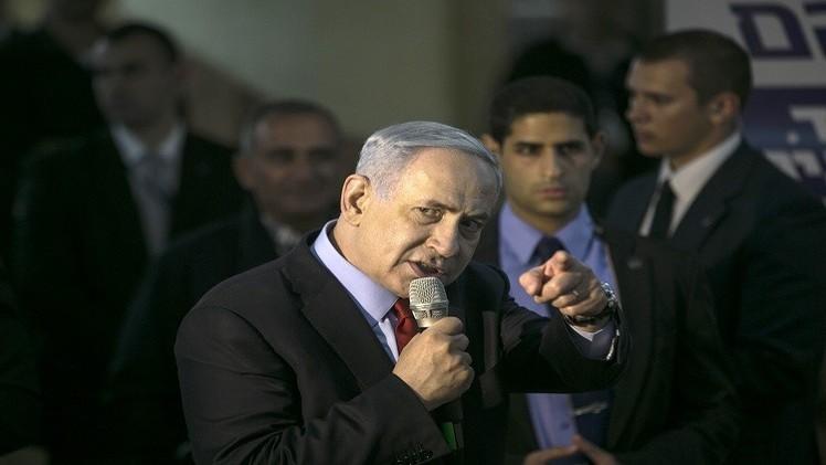 نتنياهو: أمن إسرائيل مرتبط بفوزنا في الانتخابات