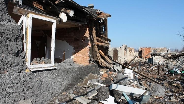 موسكو: مطلقو المزاعم بالتدخل العسكري الروسي في دونباس لم يقدموا أدلة مقنعة