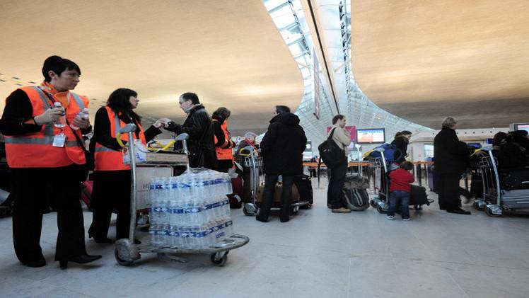 فرنسا ترغب بتشديد المراقبة في المطارات الأوروبية