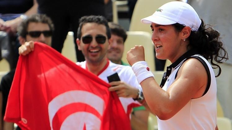 التونسية أنُس جابر إلى ثاني أدوار انديان ويلز