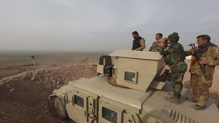 البيشمركة الكردية تخرّج فوجا مسيحيا لقتال