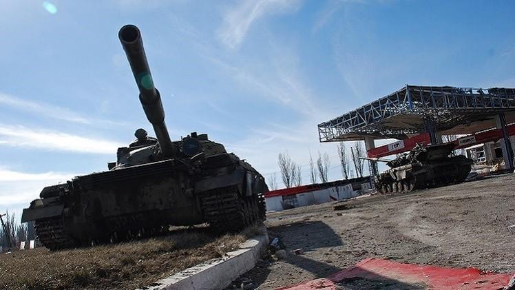 قيادة دونيتسك ولوغانسك تدعو برلين وباريس إلى الضغط على كييف لتنفيذ اتفاقات مينسك