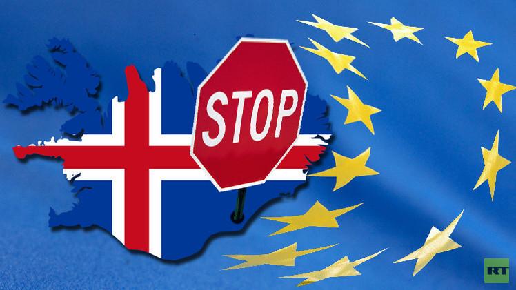 إيسلندا تسحب ترشيحها لعضوية الاتحاد الأوروبي