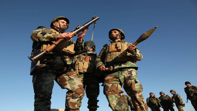 العراق.. قوات الحشد الشعبي تستعيد قريتين جنوب كركوك