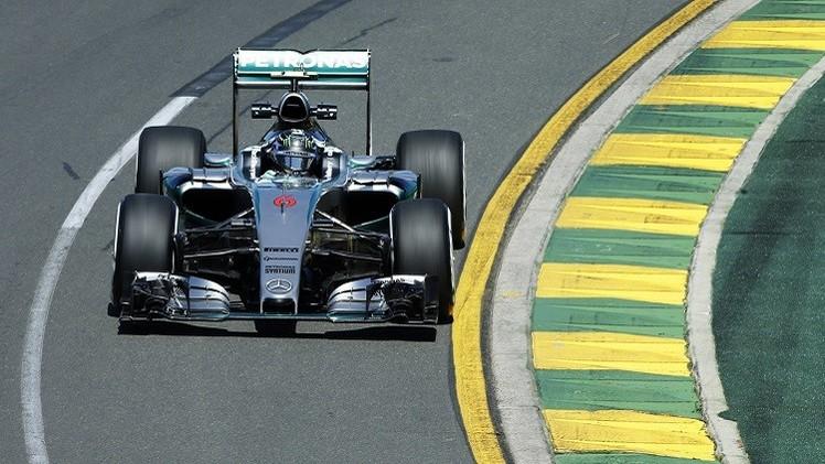 مرسيدس يهيمن على تجارب جائزة أستراليا للفورمولا-1