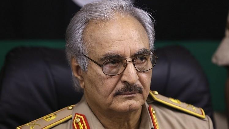 حفتر: الجيش الليبي بحاجة إلى السلاح الروسي