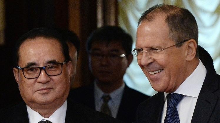 موسكو وبيونغ يانغ تبحثان العلاقات الثنائية والوضع في شبه الجزيرة الكورية