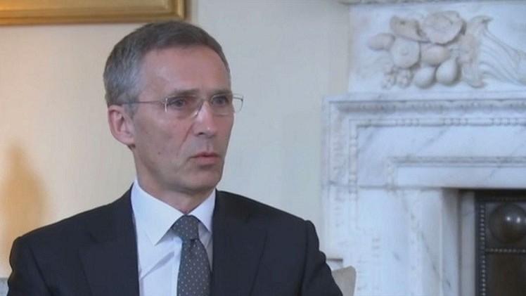 الناتو يعلن عدم نيته التدخل في النزاع الأوكراني