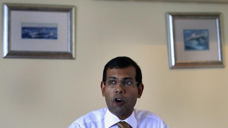 13 عاما سجن لرئيس المالديف السابق