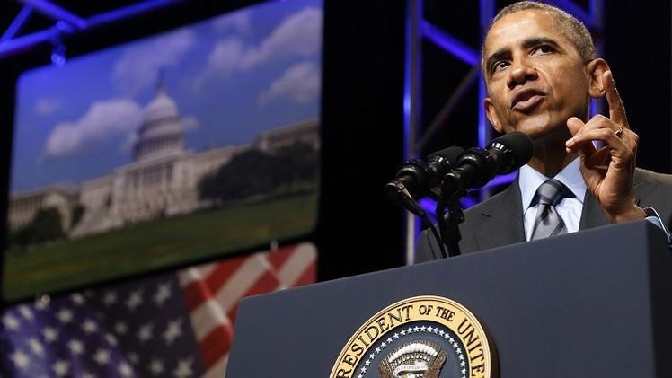 أوباما خجل من رسالة الجمهوريين إلى إيران