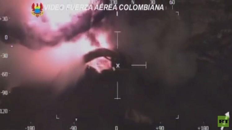 الجيش الكولومبي يكبح عمليات الاستخراج غير المشروع لموارد البلاد (فيديو)