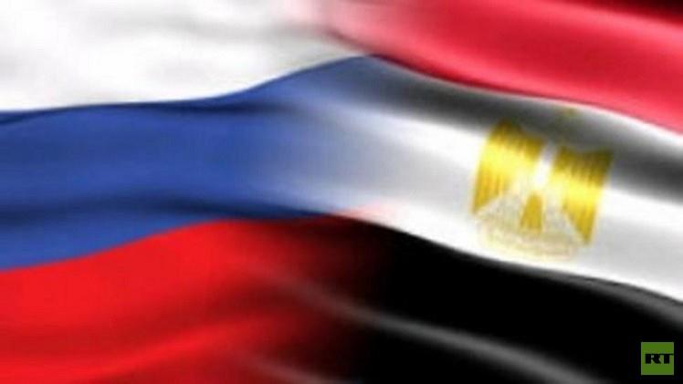روسيا ومصر تبحثان التعاون الاقتصادي