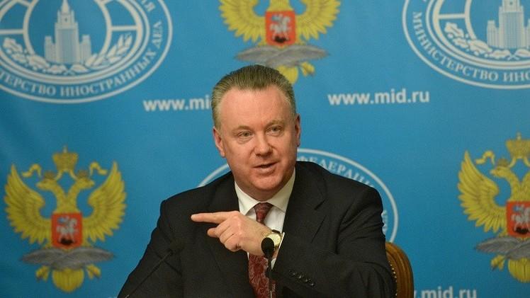 موسكو تنتقد مطالبة البرلمان الأوروبي بفتح تحقيق دولي بمقتل نيمتسوف