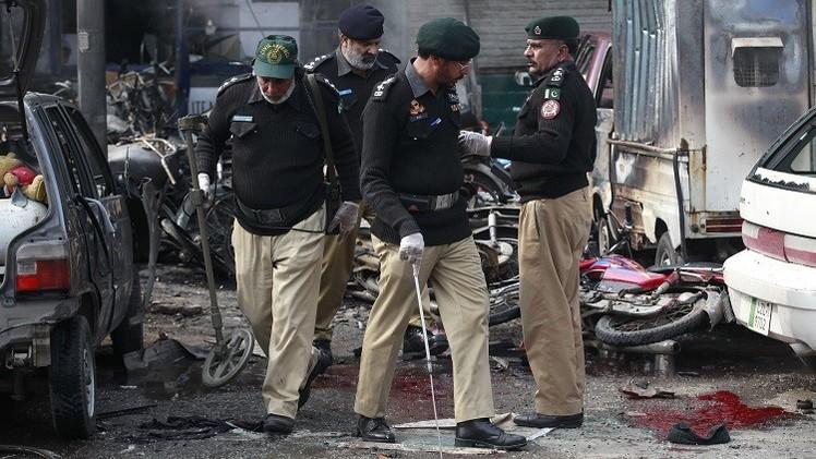 باكستان.. 14 قتيلا بهجوم انتحاري مزدوج على قداس في لاهور (فيديو)