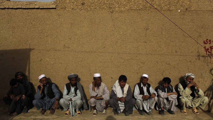اختطاف 10 أشخاص شرق أفغانستان