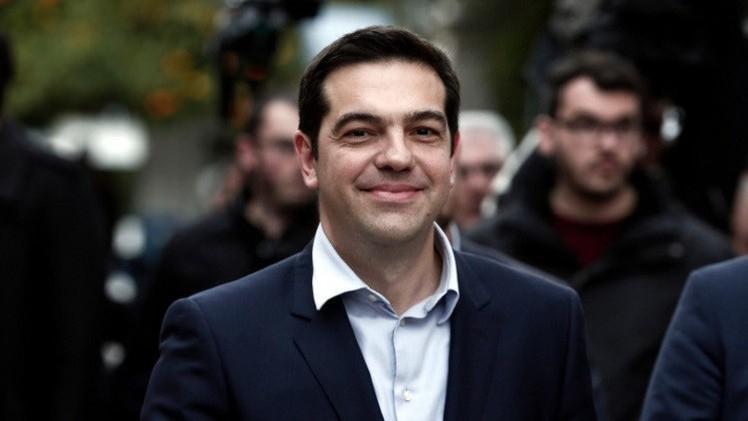 تسيبراس يخشى أن تواجه اليونان نقصا بالأموال نهاية الشهر