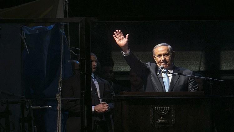 بنيامين نتانياهو - رئيس الوزراء الإسرائيلي