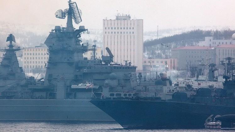 انتهاء الاختبار المفاجئ لجاهزية  الجيش الروسي