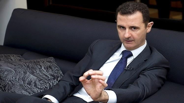 موغيريني: تصريحات كيري لم يكن المقصود منها شخص بشار الأسد نفسه