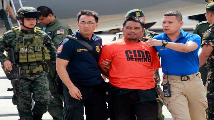 اعتقال زعيم جماعة إسلامية متشددة في الفلبين