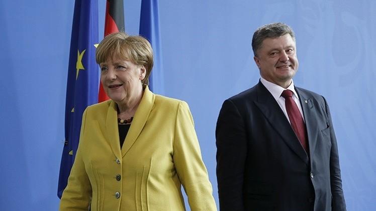 بوروشينكو: لا بديل عن اتفاقات مينسك