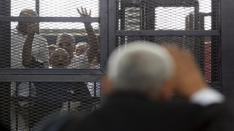 مصر.. إحالة أوراق المرشد العام للإخوان و13 آخرين إلى المفتي