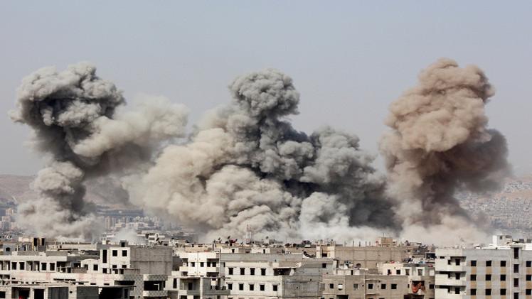 دمشق تنتظر أفعالا على تصريحات كيري