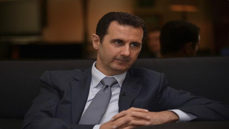 التفاوض مع الأسد في الميزان الدولي