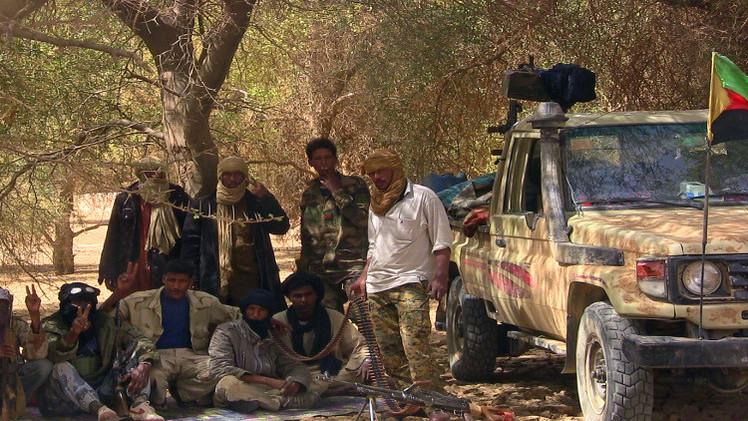 المتمردون الماليون يعتبرون اتفاق الجزائر